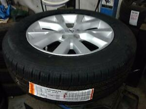 235 65 18 Michelin Latitude on Nissan Murano alloys / TPMS