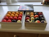 Snooker Pool Balls