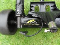Powakaddy Legend Electric Trolley. Used. In good condition except for a split tyre.