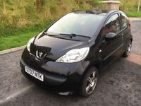 Peugeot 107 1.0 Urban Move 3dr. MOT until 29/07/2017!