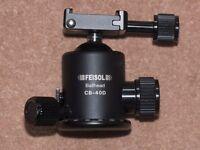 Feisol CB-40D Tripod Ball Head