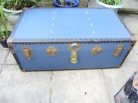 Trank, Storage trunk for sale in good condition, surplus to requirement
