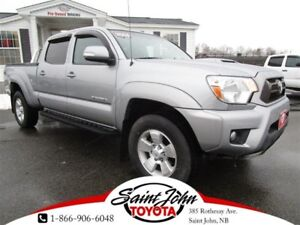 2014 Toyota Tacoma TRD V6 with Leather $283.20 BIWEEKLY!!!