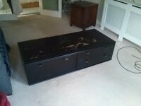 TV cabinet storage unit - FREE! Suitable for upcycle.
