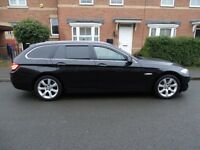 2010 BMW 525D 3.0 SE TOURING DIESEL AUTO AMAZING INSIDE AND OUT TOP SPEC LOOK!!