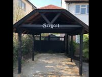 LARGE CAR PORT FOR SALE