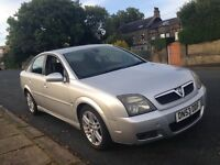 Vauxhall Vectra 2.2 DTI Sri with only 80k genuine miles well equipped long mot