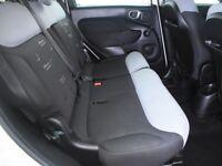 FIAT 500L MPW 1.3 MULTIJET 85 POP STAR 5DR [7 SEAT] (white) 2014