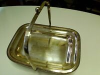 Vintage Silver Plated Trays