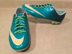 Women's Size 8.5 Nike Mercurial Outdoor Soccer Cleats