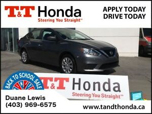 2016 Nissan Sentra 1.8 S* No Accidents, Bluetooth, USB/AUX *