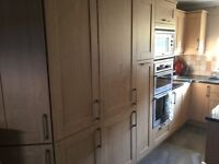 Kitchen units and tops for sale