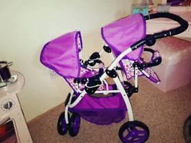 Ella Tandem Stroller double buggy