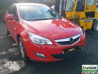 2011 Vauxhall Astra PARTS ***BREAKING ONLY SPARES JM AUTOSPARES