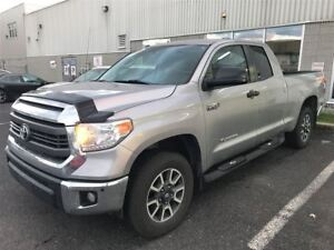 2015 Toyota Tundra SR5 TRD OFF ROAD 5.7 LITRES 4X4 DOUBLE CAB