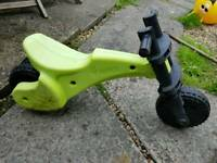 balance y bike garden ride on toy