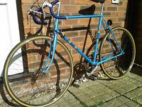 1973 BSA Tour de France racer bicycle