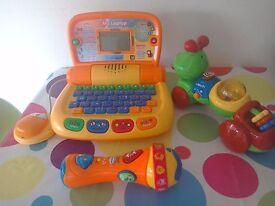 V-Tech toy bundle