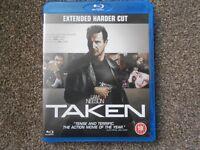 Taken Blu Ray 2009
