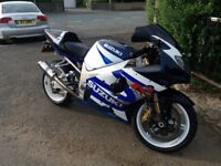 gsxr1000 k2 fuel injected lots spent