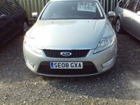 2008 FORD MONDEO 1.8 TDCI £1495