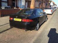 Honda Accord 2003 Manual Petrol Black