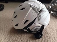 Atomic Xeed small matt white ladies women's ski helmet - barely worn and perfect