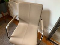 John Lewis Turin Office Chair in Taupe