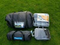 Kampa hayling four man tent