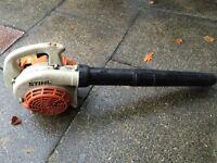 Stihl BG56 blower Engine has siezed put all complete plenty of useful parts