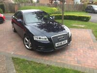 RECENTLY REDUCED - Audi A6 SALOON 2.0 TDI S Line 4dr (CVT) - 170PS Full Service History.