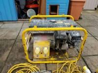 Honda 110v generator