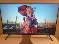 Samsung 43 Inch Ultra HD 4K Smart TV (Model UE43TU8072)!!!