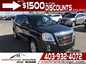 2014 GMC Terrain SLE w/BACK-UP CAMERA! A MUST SEE!