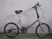 Folding bike 2965A