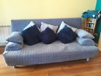 Fold-out Double Sofa Bed