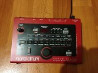 Clavia Nord Drum - drum synth