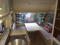 ABI Monza 500 ct 4 berth caravan