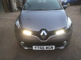 renault clio 1.5 diesel Dynamic S 2016 model top spec £6525 ono