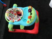 Mamas and papas 3 in 1 roll up baby walker