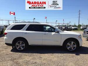 2011 Dodge Durango CITADEL,FULLY LOADED WOW 148.00 B/W