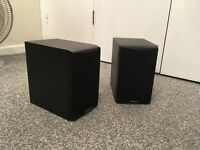 sandstorm speakers 100 watts