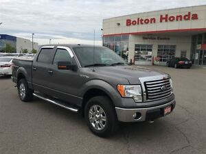 2010 Ford F-150 one owner trade, no accidents