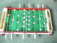 Child's football Table on legs