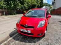 Toyota Yaris 1.3 VVTi-TR, 2010, 76,000 miles, low tax, insurance