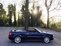 Audi 80 Cabriolet Rare Final Edition 17 Main Dealer Audi Stamps 1 Prev Owner Hard Top Inc May Px