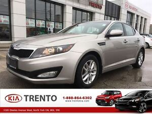 2013 Kia Optima LX|Pwer & Heate Seats|One Owner|