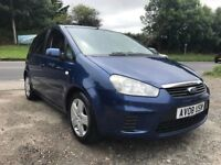 FORD C-MAX STYLE 1.6 TDCI BLUE 2008