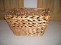 Large Log Basket