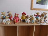 12 'CHERISHED TEDDIES' Bundle - Job Lot -